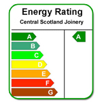 grade a energy rating
